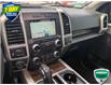 2018 Ford F-150 Lariat (Stk: A0H1409) in Hamilton - Image 19 of 26