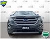 2018 Ford Edge Titanium Grey