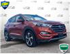 2016 Hyundai Tucson Limited (Stk: BD023A) in Sault Ste. Marie - Image 1 of 22