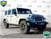 2015 Jeep Wrangler Unlimited Sahara (Stk: BD024AX) in Sault Ste. Marie - Image 1 of 22