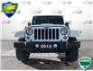 2015 Jeep Wrangler Unlimited Sahara (Stk: BD024AX) in Sault Ste. Marie - Image 2 of 22