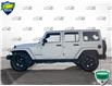 2015 Jeep Wrangler Unlimited Sahara (Stk: BD024AX) in Sault Ste. Marie - Image 3 of 22
