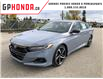 2021 Honda Accord Sport 1.5T (Stk: H13-3126) in Grande Prairie - Image 1 of 25