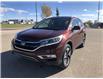 2015 Honda CR-V Touring (Stk: H14-8325A) in Grande Prairie - Image 1 of 28