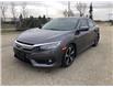 2017 Honda Civic Touring (Stk: P21-175) in Grande Prairie - Image 1 of 27