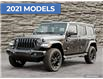 2021 Jeep Wrangler Unlimited Sahara (Stk: M1004) in Hamilton - Image 1 of 28