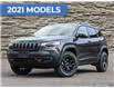 2021 Jeep Cherokee Trailhawk (Stk: J4202) in Brantford - Image 1 of 27