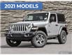 2021 Jeep Wrangler Sport (Stk: J4206) in Brantford - Image 1 of 24