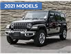 2021 Jeep Wrangler Unlimited Sahara (Stk: M1022) in Hamilton - Image 1 of 22