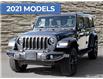 2021 Jeep Wrangler Unlimited Sahara (Stk: M1046) in Hamilton - Image 1 of 27