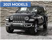 2021 Jeep Wrangler Unlimited Sahara (Stk: M1047) in Hamilton - Image 1 of 21