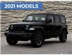2021 Jeep Wrangler Unlimited Sport (Stk: M1060) in Hamilton - Image 1 of 26