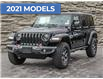 2021 Jeep Wrangler Unlimited Rubicon (Stk: M1073) in Hamilton - Image 1 of 22