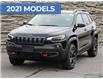 2021 Jeep Cherokee Trailhawk (Stk: M1061) in Hamilton - Image 1 of 22