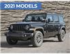 2021 Jeep Wrangler Unlimited Sport (Stk: M1098) in Hamilton - Image 1 of 29