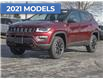 2021 Jeep Compass Trailhawk (Stk: M1056) in Hamilton - Image 1 of 29