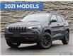 2021 Jeep Cherokee Trailhawk (Stk: J4272) in Brantford - Image 1 of 27
