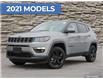 2021 Jeep Compass Altitude (Stk: J4281) in Brantford - Image 1 of 27