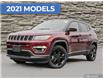 2021 Jeep Compass Altitude (Stk: J4279) in Brantford - Image 1 of 27