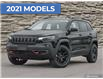 2021 Jeep Cherokee Trailhawk (Stk: M2059) in Welland - Image 1 of 27