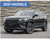 2021 Jeep Cherokee North (Stk: M2125) in Welland - Image 1 of 27
