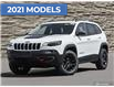 2021 Jeep Cherokee Trailhawk (Stk: M2132) in Welland - Image 1 of 27