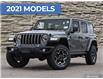 2021 Jeep Wrangler Unlimited 4xe Rubicon (Stk: J4331) in Brantford - Image 1 of 26