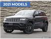 2021 Jeep Grand Cherokee Laredo (Stk: J4325) in Brantford - Image 1 of 27