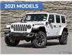 2021 Jeep Wrangler Unlimited 4xe Rubicon (Stk: M2143) in Welland - Image 1 of 27