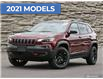 2021 Jeep Cherokee Trailhawk (Stk: M2161) in Welland - Image 1 of 27