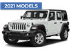 2021 Jeep Wrangler Unlimited Sport (Stk: M1241) in Hamilton - Image 1 of 9