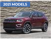 2021 Jeep Compass Limited (Stk: J4349) in Brantford - Image 1 of 27