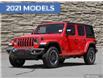 2021 Jeep Wrangler Unlimited Sport (Stk: M1232) in Hamilton - Image 1 of 27