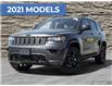 2021 Jeep Grand Cherokee Laredo (Stk: J4352) in Brantford - Image 1 of 27