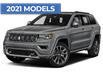 2021 Jeep Grand Cherokee Overland (Stk: ) in Hamilton - Image 1 of 9