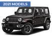 2021 Jeep Wrangler Unlimited Sahara (Stk: M1249) in Hamilton - Image 1 of 9