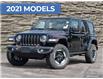 2021 Jeep Wrangler Unlimited Rubicon (Stk: J4368) in Brantford - Image 1 of 27