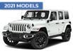 2021 Jeep Wrangler 4xe (PHEV) Sahara (Stk: M1260) in Hamilton - Image 1 of 9