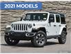 2021 Jeep Wrangler Unlimited Sahara (Stk: M2236) in Welland - Image 1 of 27