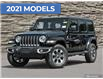 2021 Jeep Wrangler Unlimited Sahara (Stk: M2237) in Welland - Image 1 of 27