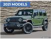 2021 Jeep Wrangler 4xe (PHEV) Sahara (Stk: M2250) in Welland - Image 1 of 27