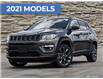 2021 Jeep Compass North (Stk: J4389) in Brantford - Image 1 of 27