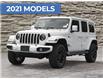 2021 Jeep Wrangler Unlimited Sahara (Stk: M1291) in Hamilton - Image 1 of 23