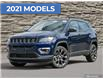 2021 Jeep Compass North (Stk: M2268) in Welland - Image 1 of 27