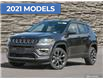 2021 Jeep Compass North (Stk: M2265) in Welland - Image 1 of 27