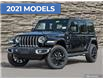 2021 Jeep Wrangler 4xe (PHEV) Sahara (Stk: M2273) in Welland - Image 1 of 27