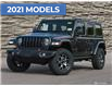 2021 Jeep Wrangler Unlimited Rubicon (Stk: M2276) in Welland - Image 1 of 27