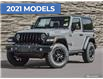 2021 Jeep Wrangler Sport (Stk: M2275) in Welland - Image 1 of 27