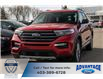 2021 Ford Explorer XLT (Stk: M-212) in Calgary - Image 1 of 7