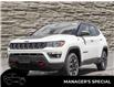 2020 Jeep Compass Trailhawk (Stk: L1169) in Hamilton - Image 1 of 27